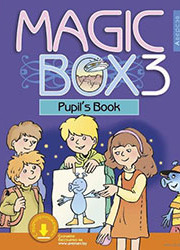 magic box 3 pupil's book