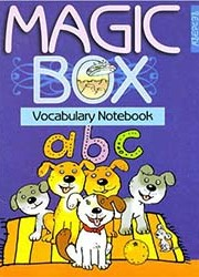 magic box vocabulary notebook