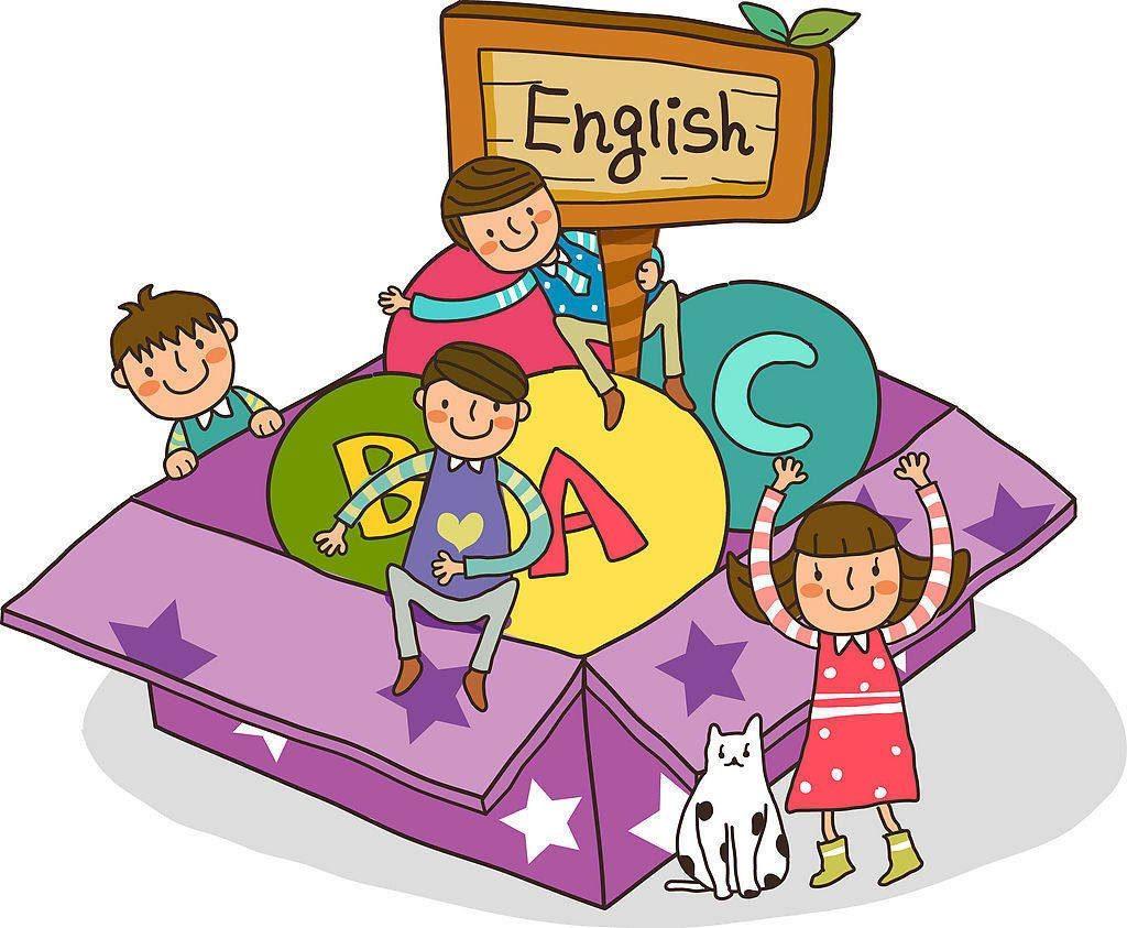 Школа английского для дошколят